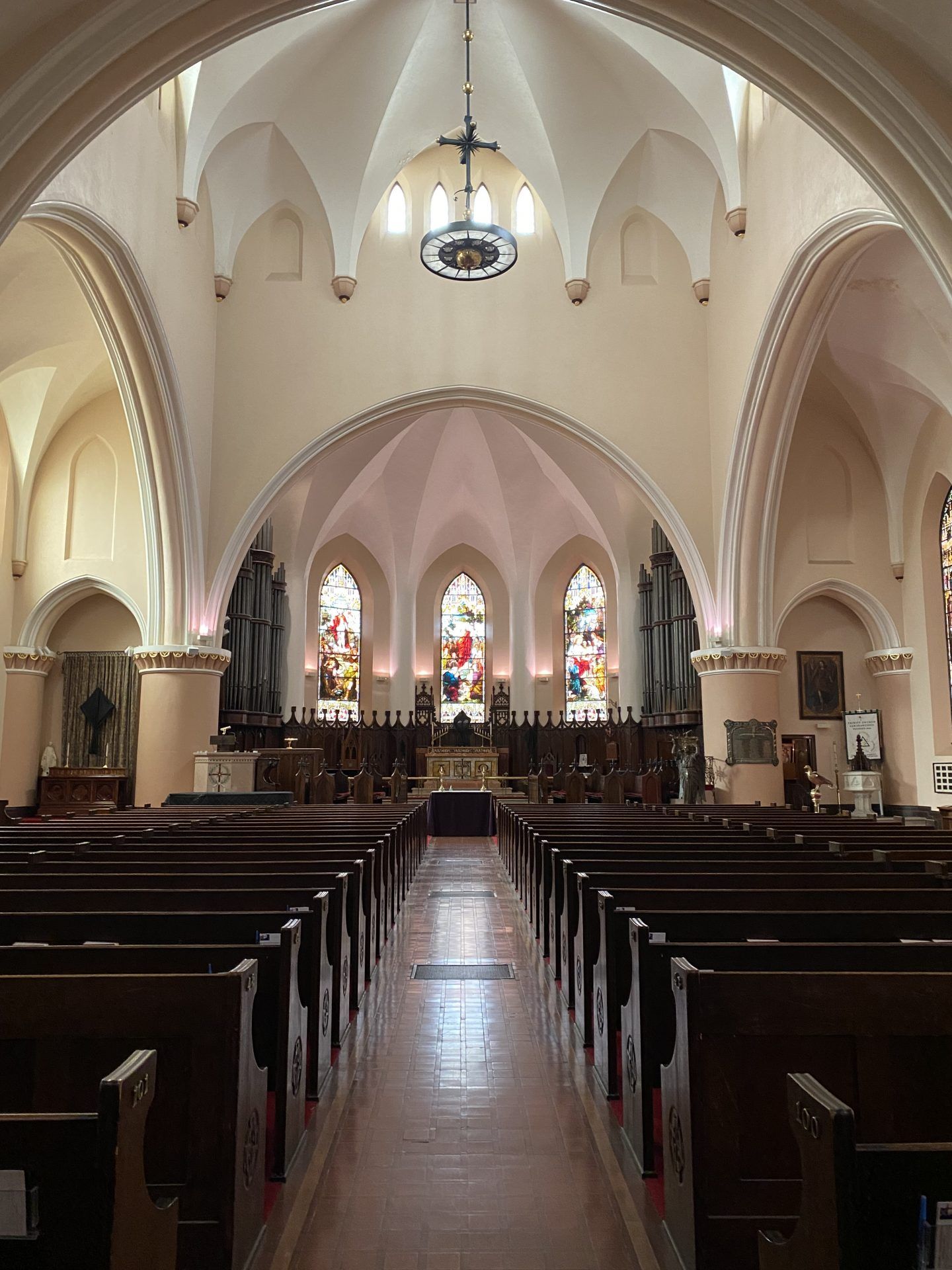 Main Sanctuary